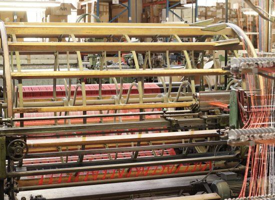 Machine - Tissage des Chaumes
