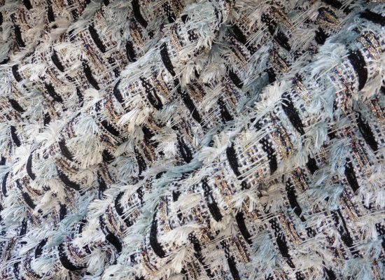 Tissu tweed Tissage des Chaumes