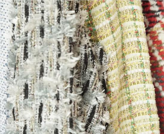 Tissus tweed Tissage des Chaumes